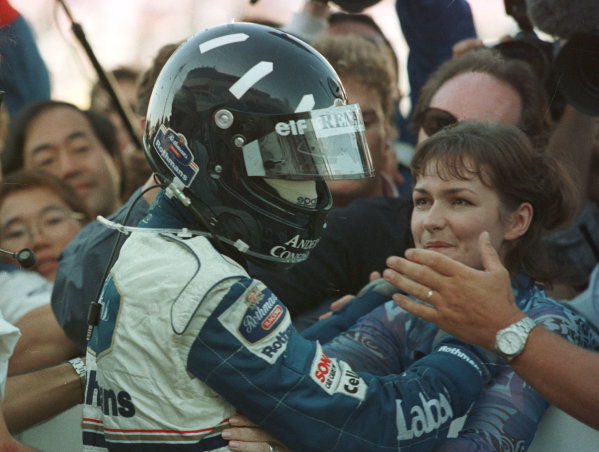 1996 Japanese Grand Prix.