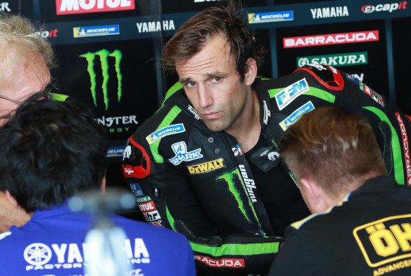 Johann Zarco, Monster Yamaha Tech 3.