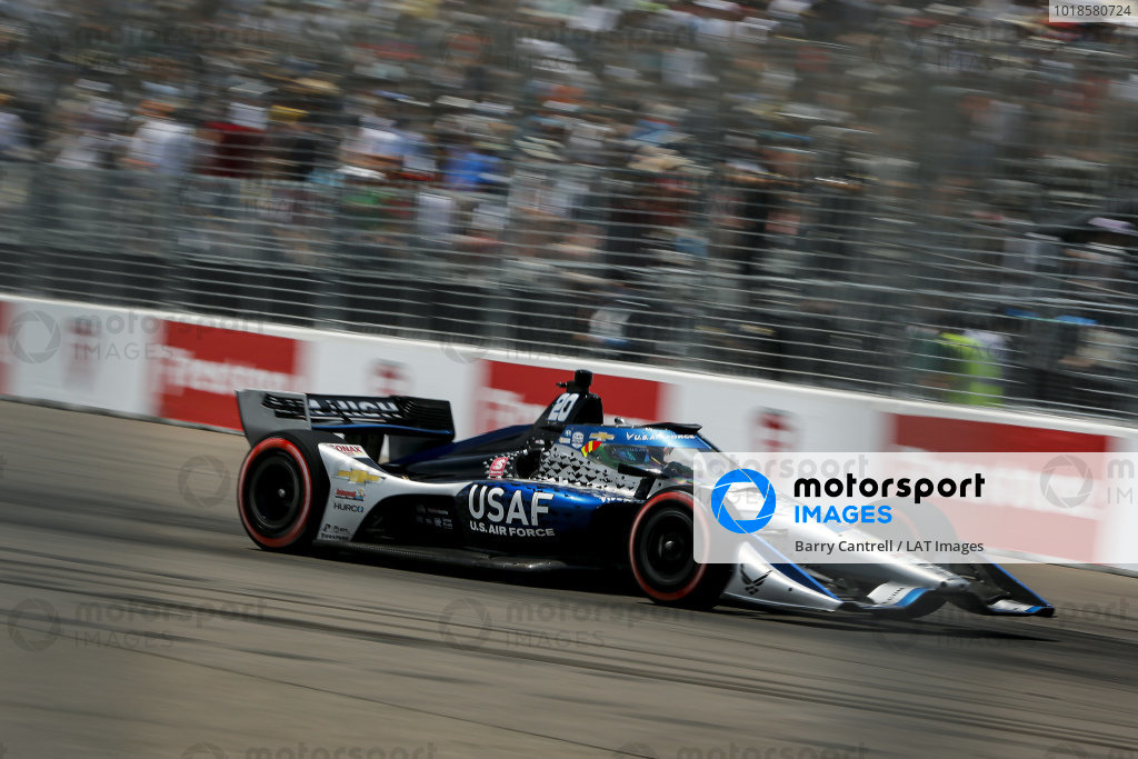 #20: Conor Daly, Ed Carpenter Racing Chevrolet