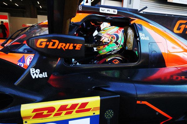 #25 G-Drive Racing Aurus 01 - Gibson: Roberto Merhi