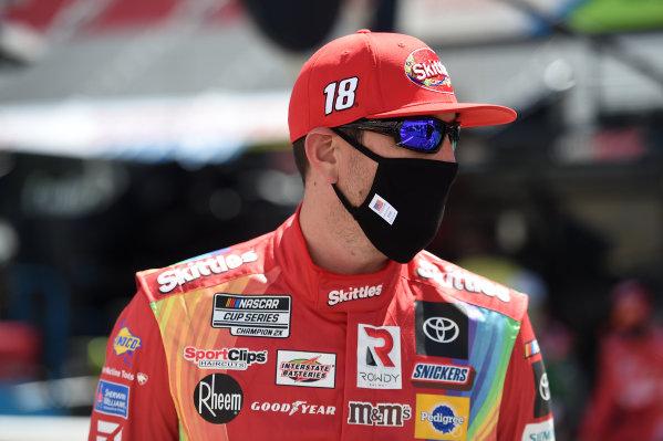 Kyle Busch, Joe Gibbs Racing Toyota Skittles, Copyright: Jared C. Tilton/Getty Images.