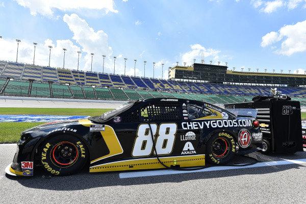 #88: Alex Bowman, Hendrick Motorsports, ChevyGoods.com/NOCO Chevrolet Camaro