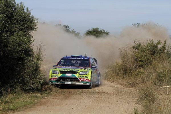 Round 12Rally Spain 21-24 October 2010Jari-Matti Latvala, Ford WRC, ActionWorldwide Copyright: McKlein/LAT