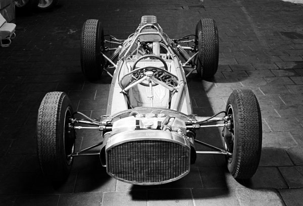 The new Lotus 25.