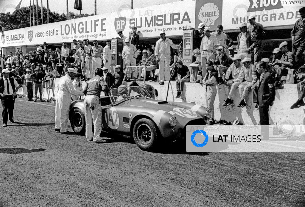 1964 Targa Florio.