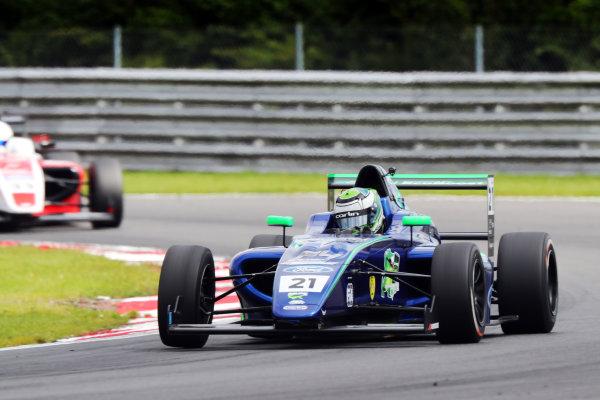 2017 British F4 Championship,  Snetterton. 29th-30th July 2017, Patrik Pasma (FIN) Carlin British F4 World copyright. JEP/LAT Photographic