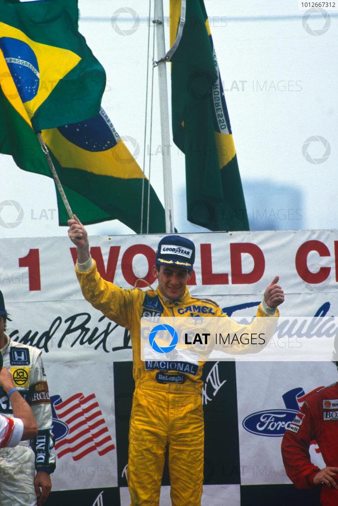 1987 U.S. Grand Prix.