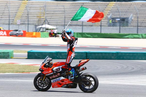 Round 7 - Misano, Italy