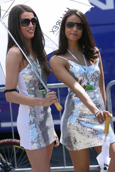 Gran Premio D'Itali Alice.Mugello, Italy. 31st May 2009.Glamour.World Copyright: Martin Heath/LAT Photographicref: Digital Image BPI_Moto 8k8t