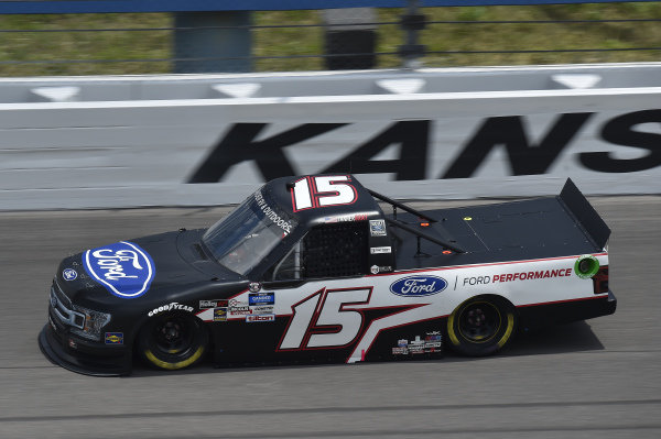 #15: Tanner Gray, DGR-Crosley, Ford/Ford Performance Ford F-150