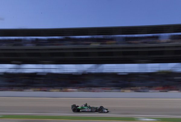 2001 American Grand Prix - Qualifying