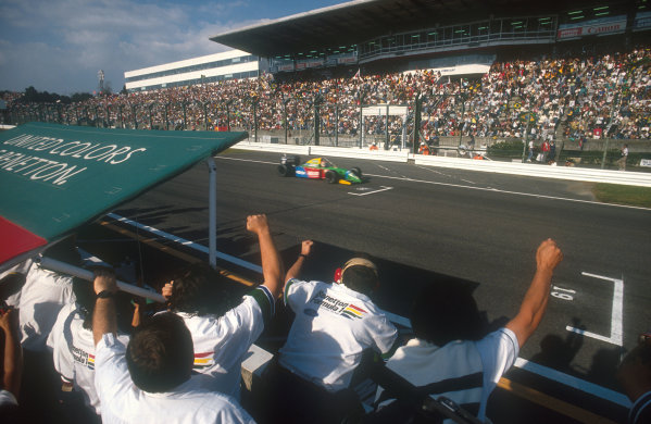1990 Japanese Grand Prix.