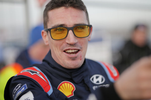 Craig Breen (IRE), Hyundai World Rally Team, Hyundai i20 Coupe WRC 2020