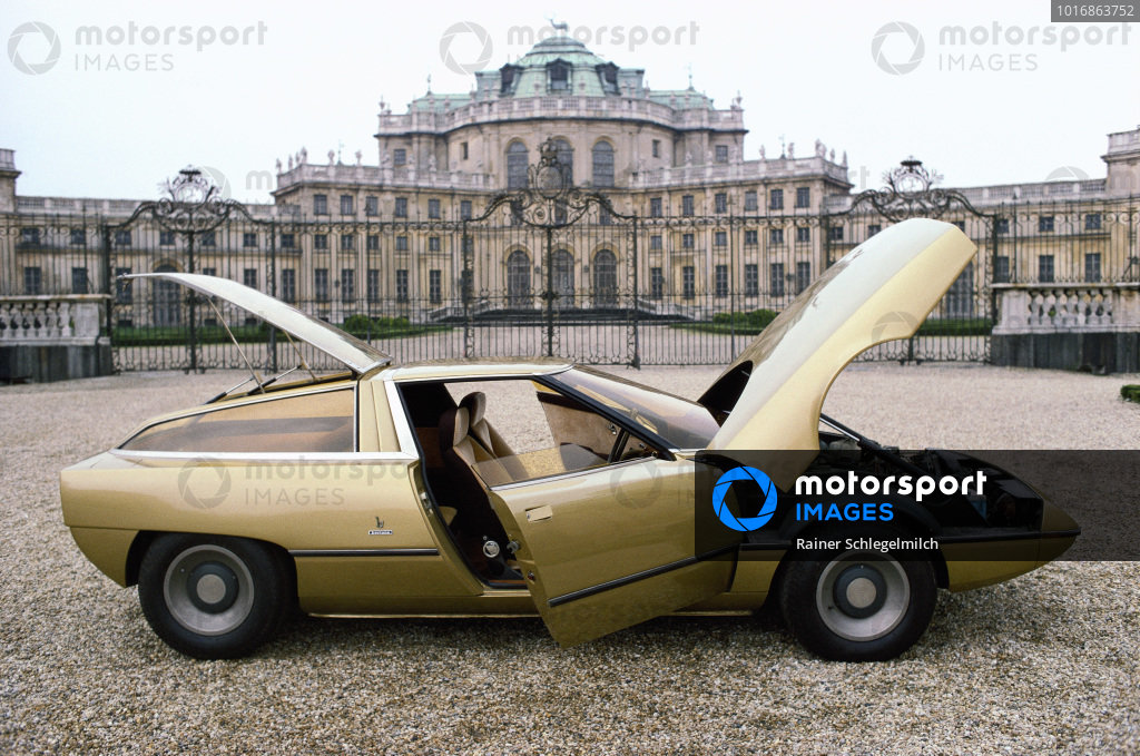 Bertone Citroen GS Camargue Concept Car