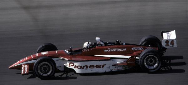 1999 CART California 500, California Speedway 31/10/99Scott Pruett takes Toyota's first pole-1999, Michael L. Levitt / USALAT PHOTOGRAPHIC