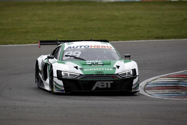 Sophia Flörsch, Abt Sportsline Audi R8 LMS GT3..