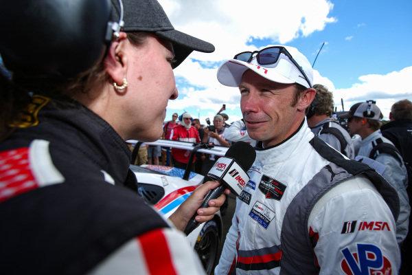 #911 Porsche GT Team Porsche 911 RSR, GTLM: Patrick Pilet