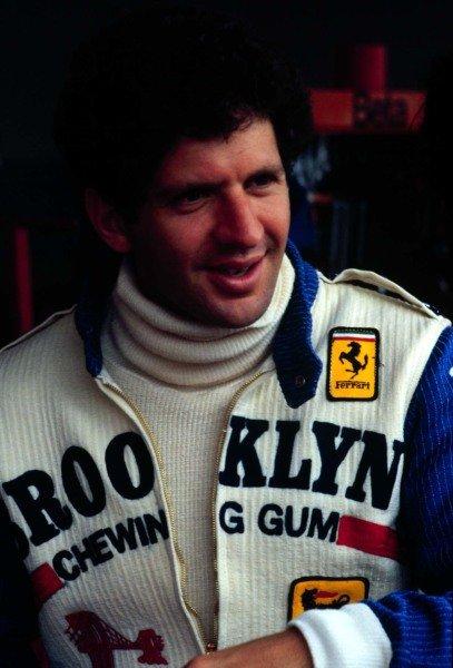 1979 Argentinian Grand Prix.Buenos Aires, Argentina.19-21 January 1979.Jody Scheckter (Ferrari).World Copyright - LAT Photographic