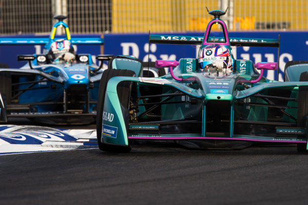 2017/2018 FIA Formula E Championship.