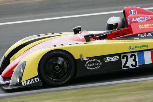 2005 Le Mans Test Day5th June 2005Le Mans, FranceGerard Welter (FRA, WR) Action. World Copyright: Glenn Dunbar / LAT PhotographicDigital Image Only