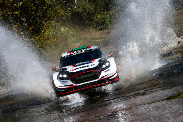 2017 FIA World Rally Championship, Round 05, Rally Argentina, April 27-30, 2017, Elfyn Evans, Ford, Action, Worldwide Copyright: McKlein/LAT