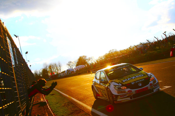 2016 British Touring Car Championship, Brands Hatch, 1st-2nd April 2017, Tom Chilton (GBR) Power Maxed Racing Vauxhall Astra World copyright. JEP/LAT Images
