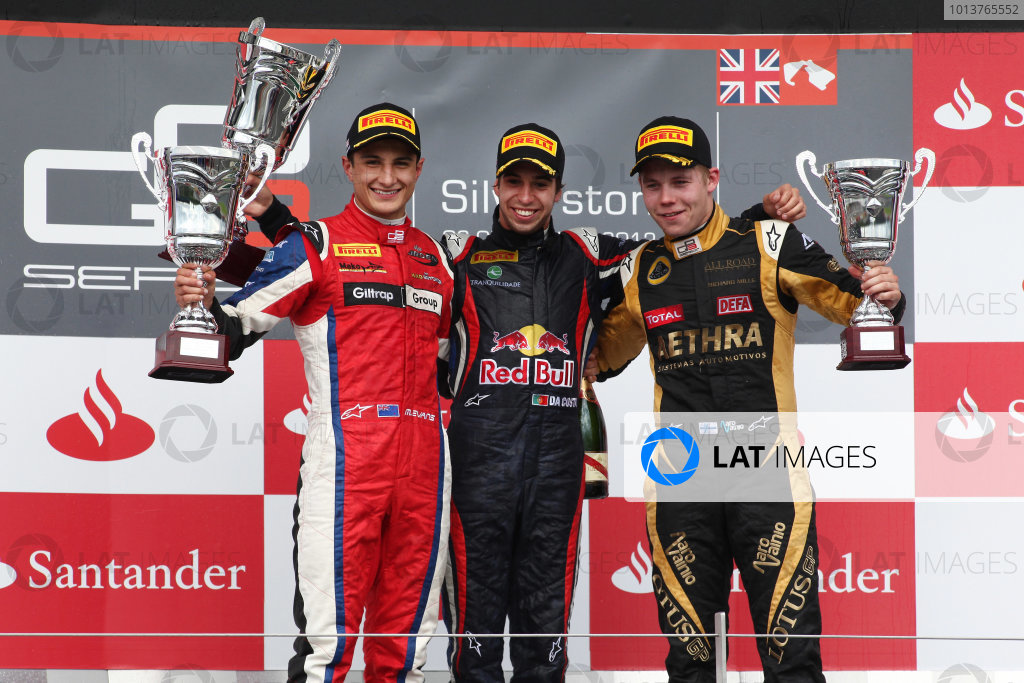 Silverstone, Northamptonshire, England. 7th July 2012. Saturday Race 1. 