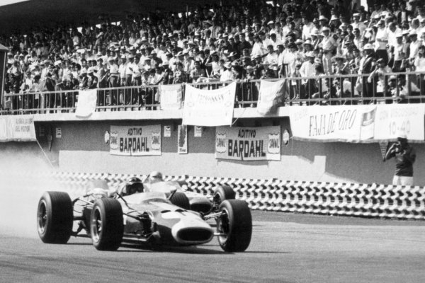 1966 Mexican Grand Prix.
