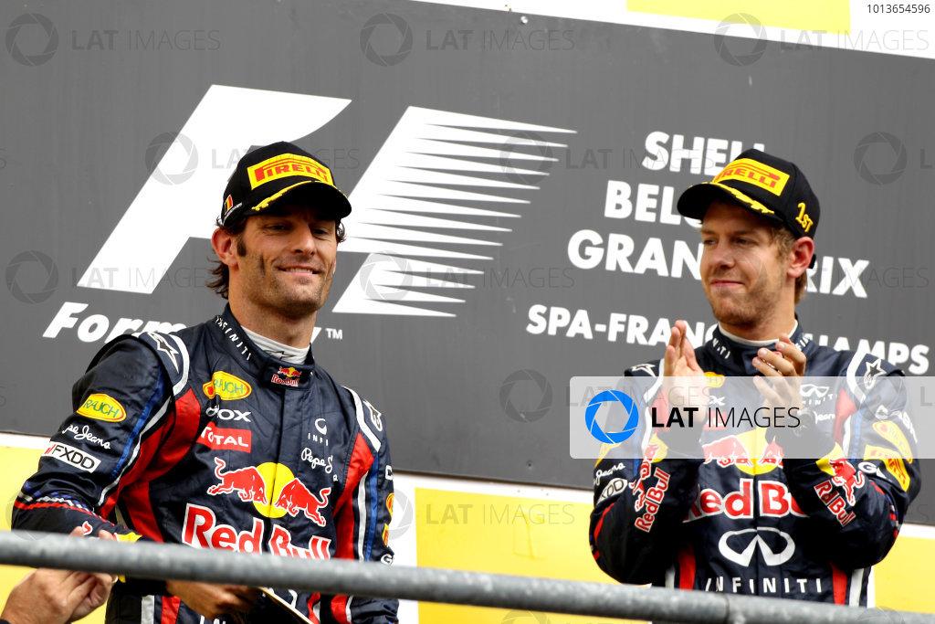 2011 Belgian Grand Prix - Sunday