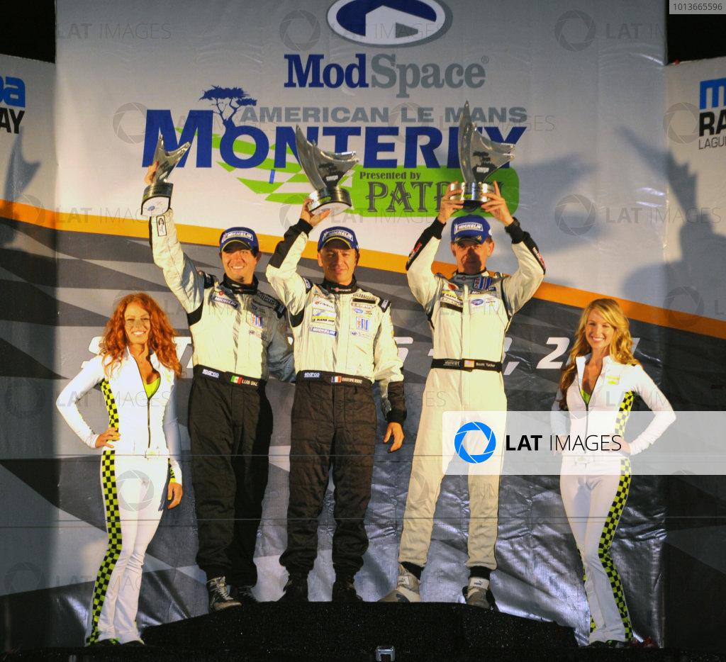 16-18 September, 2011, Monterey, California USA#055 Level 5 Motorsports wins LMP2 class.(c)2011,  Dan R. Boyd  LAT Photo USA