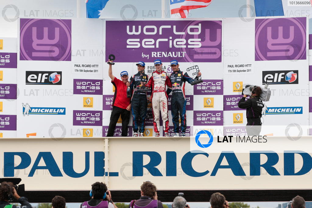PAUL RICARD-AUTOSPORT-WORLD SERIES RENAULT