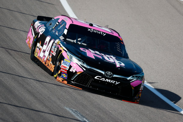 NASCAR XFINITY Series Kansas Lottery 300 Kansas Speedway, Kansas City, KS USA Friday 20 October 2017 Dylan Lupton, Nut Up Toyota Camry World Copyright: Barry Cantrell LAT Images