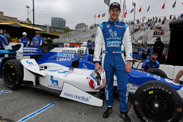 Verizon IndyCar Series Honda Indy Toronto Toronto, ON CAN Friday 14 July 2017 Charlie Kimball, Chip Ganassi Racing Teams Honda World Copyright: Phillip Abbott LAT Images ref: Digital Image abbott_toronto_0717_0028