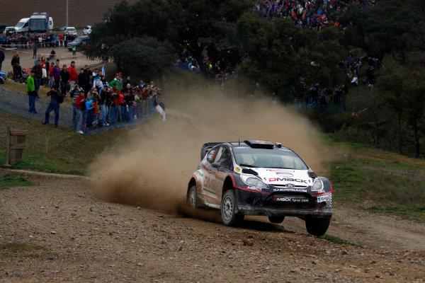 Round 04-Rally Portugal 28/3-1/4 2012. Jari Ketomaa, Ford WRC, ActionWorldwide Copyright: McKlein/LAT