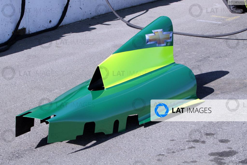 2012 IndyCar Sears Point Testing