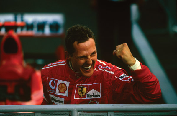 Hungaroring, Hungary. 13th - 15th August. 