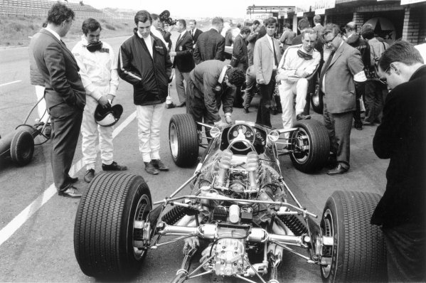 1967 Dutch Grand Prix.