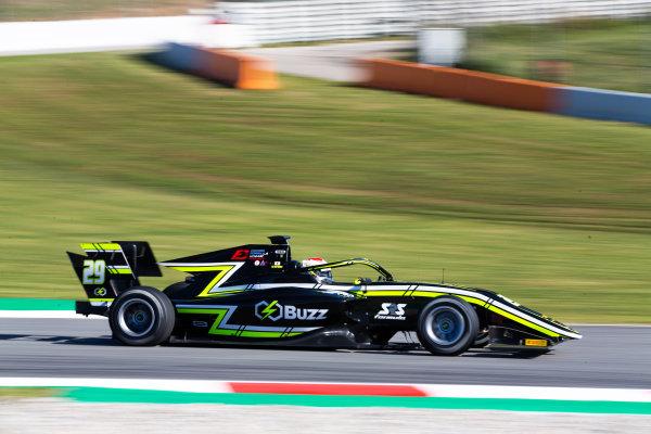 Teppei Natori (JPN, Carlin Buzz Racing)