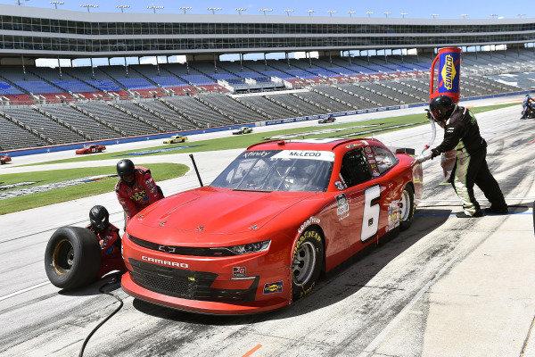 #6: B.J. McLeod, JD Motorsports, Chevrolet Camaro TeamJDMotorsports.com