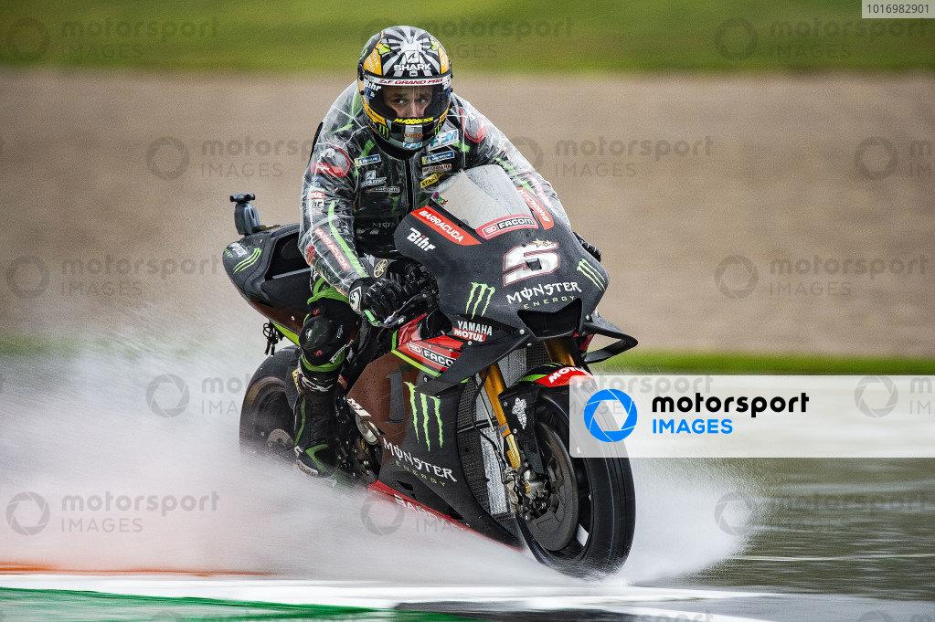 Johann Zarco, Monster Yamaha Tech 3.