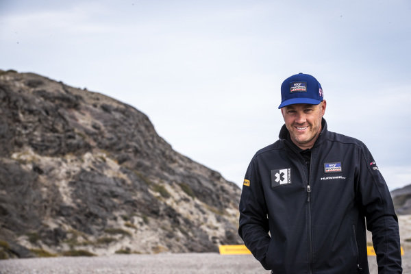 Kyle Leduc (USA), Segi TV Chip Ganassi Racing