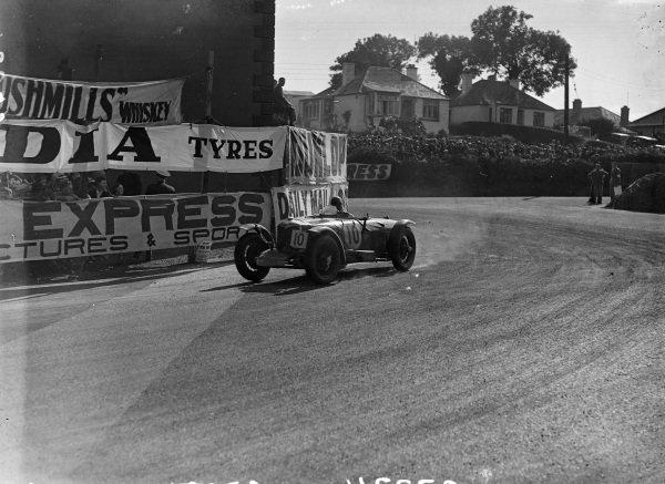 Freddie Dixon, Riley TT Sprite.