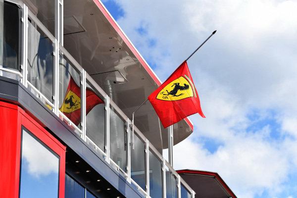 A sneak peek behind the scenes at the Hungarian GP