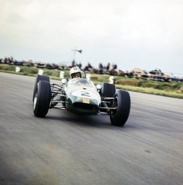 Denny Hulme, Brabham BT23 Ford.
