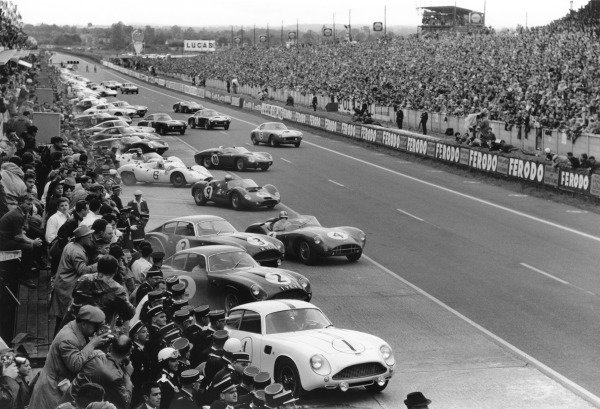 Le Mans, France. 10-11 June 1961.