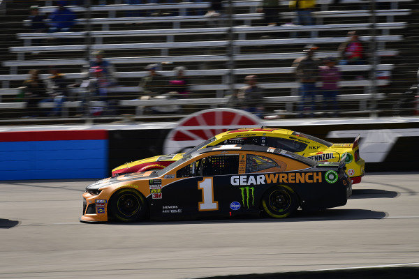 #1: Kurt Busch, Chip Ganassi Racing, Chevrolet Camaro GEARWRENCH