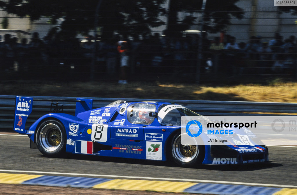 Nicolas Minassian / Patrick Bourdais / Olivier Couvreur, Roland Bassaler, Alpa LM Ford Cosworth.