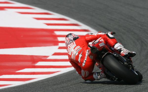Spain Catalunya 02-04 July 2010Nicky Hayden Ducati Marlboro Team