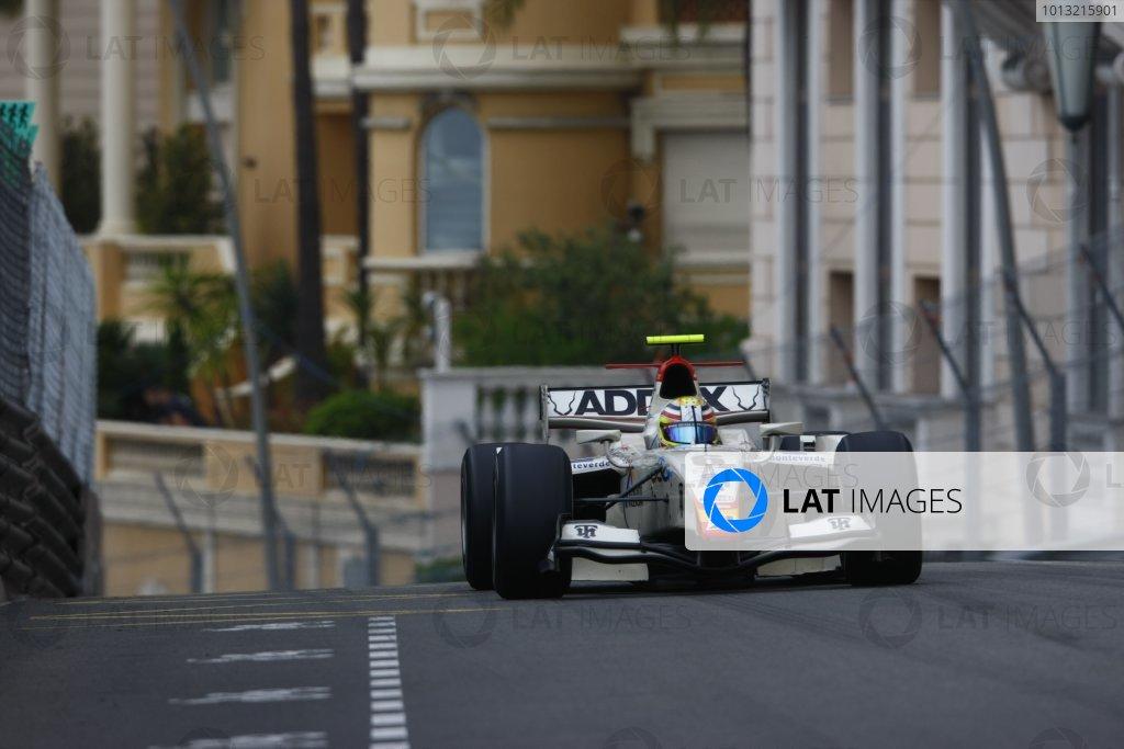 2008 GP2 Series. Round 3. Saturday Race.