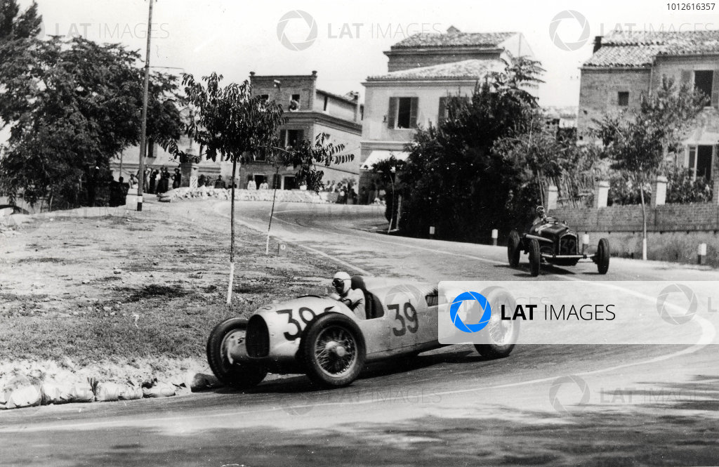 1935 Coppa Acerbo.